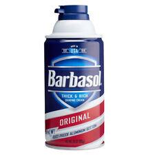 Barbasol Thick and Rich Shaving Cream, Original 10 oz