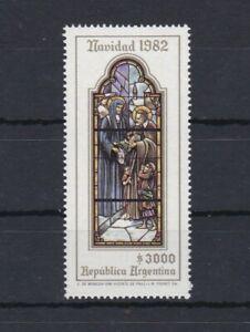 929 Argentinien Weihnachten 1982 postfrisch (574)