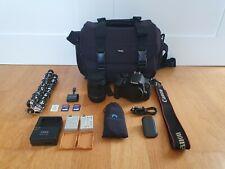 Canon EOS 700D/Rebel T5i Digital SLR Camera + Lens + Accessories (Full Kit!)