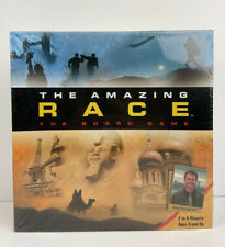 The Amazing Race Board Game 2006 New Sealed RARE