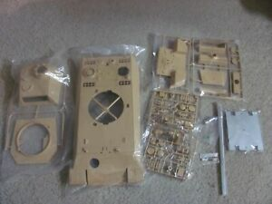 New 1/16 Tamiya Panther G Parts for converting a Jagdpanther to a Panther G kit