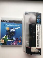 New Sony Playstation Move Controller + Free Starter Disc