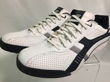 0c4dd6af4136f Skechers White Leather 1992 Athletic Shoes 5 Star Champion Sneaker Size 14  VGC!