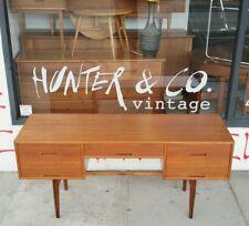 Vintage Genuine Hans Hayson bedroom dresser danish parker retro mid century
