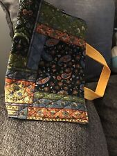 NEW  -  Handmade Quilted Book Cover