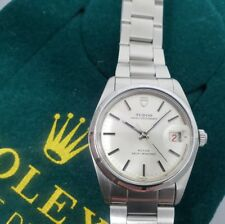 Tudor Prince Oysterdate by **Rolex**  - (Fully Serviced!)  Roulette date wheel