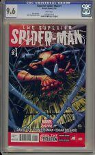 SUPERIOR SPIDER-MAN #1 - CGC 9.6 - 0209671010