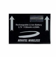 Novatel Wireless Mifi2200 3G Mobile Hotspot Replacement Battery 3.7V 1150mAh