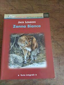 Zanna Bianca ,Jack London