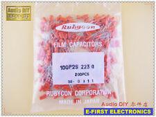 20x 47uf 100v Radial Electrolytic Capacitor 100v47uf Rubycon YXH JAPAN BEST