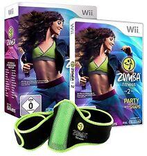 & Zumba Fitness 2 Nintendo Wii Game UK PAL