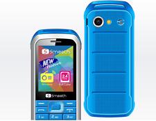 Smooth Snap Unlocked 2G Phone Celular Desbloquea w/$5 Preloaded SIM (T-Mobile)