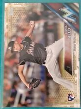 2016 TOPPS GOLD CHRIS REED ROOKIE #631 RC MIAMI MARLINS 922/2016 LONDON ENGLAND