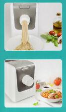 Pasta Maker elektrisch Quigg 8Nudelaufsätze 220W Spaghettimaschine Nudelmaschine
