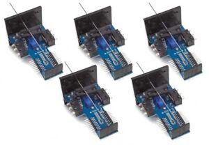 Walthers Controls # 501 Vertical-Mount Switch Machine pkg(5)  HO MIB