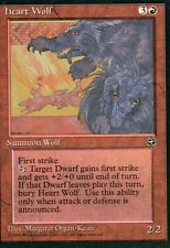 MTG Magic - Terres Natales  - Heart Wolf -  Rare VO