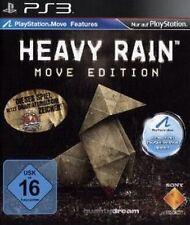 Playstation 3 Heavy Rain Move version originale comme illustré guterzust.