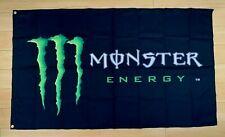 Monster Energy Drink 3x5 ft Flag Promo Banner