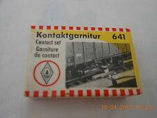 Faller AMS 641 Kontaktgarnitur