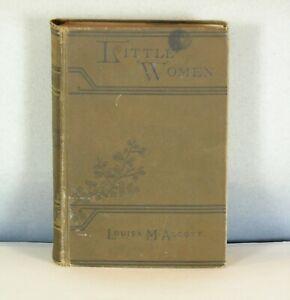 1906 Edition LITTLE WOMEN - Louisa M Alcott w/Illustrations, Little, Brown