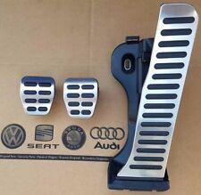 Audi Q3 original RSQ3 Pedalset Pedalkappen RS Pedale pedal pads caps 8U1064200