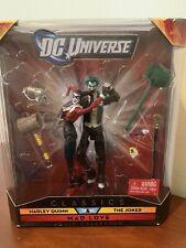 """Mad Love""Joker & Harley Quinn DC Universe Classics 2010 2 Figure Set - New"