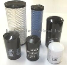 MAHINDRA TRACTOR ECONOMY PACK OF 6 FILTERS -0455.0456.8803.8618.12-2100.15-2100