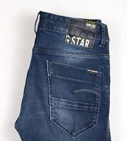 G-Star Brut Femme Arc Conique Ample Jeans Extensible Taille W29 L28 APZ784