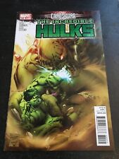 Incredible Hulk#620 Incredible Condition 9.4(2011) 1st Green Door App