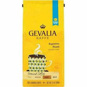 Gevalia Espresso Roast Ground Coffee