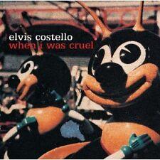 """ELVIS COSTELLO """"WHEN I WAS CRUEL"""""""