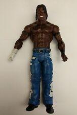 WWE R-Truth Figure Mattel Basic 5 WWF WCW ECW TNA ROH NXT NJPW NWA NJPW WCCW