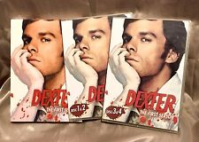 Dexter The Complete First Season DVD 4-Disc Box Set Showtime Crime Series 1 One