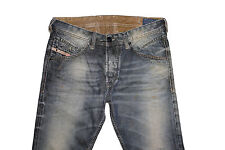 DIESEL BELTHER 0840X SLIM TAPERED JEANS W30 L32 100% AUTHENTIC