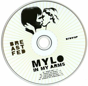 MYLO - In My Arms - (5 Track CD Single) - Sharam Jey / Linus Loves Mixes