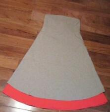 LULULEMON beat the heat DRESS IN CAMELIA AND HEATHERED DUNE SIZE 2 reversible