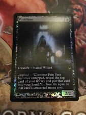 [PROMO FOIL] PAIN SEER Born of the Gods NM in hand Game Day Free Shipping NOW!