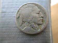 1925-D buffalo nickel Low Mintage Rare in Good to Very Good condition range