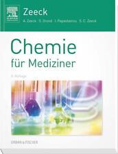 Chemie für Mediziner, Zeeck - NEU/OVP+Portofrei
