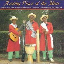 Resting Place Of The Mists: Valiha & Marovany Music From Madagascar (Audio CD)