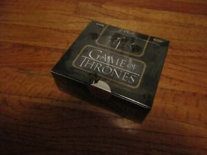 2020 Game of Thrones The Complete Series Trading Card Factory Sealed BOX