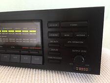 Onkyo t-9990 referencia High End sintonizador 100% en orden! calibriert!