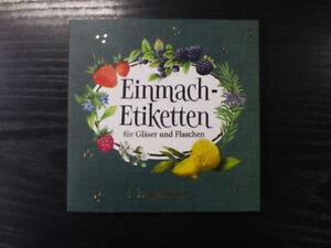 Küchen-Etiketten für Gläser & Flaschen, Marjolein Bastin - Spiegelburg