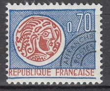 FRANCE TIMBRE  OBL PREOBLITERE  N° 129     TYPE MONNAIE GAULOISE