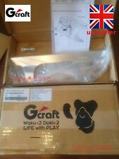 Honda Monkey 125 G'Craft Aluminium chain cover UK SELLER NEW!  APK0FAJG00433TA