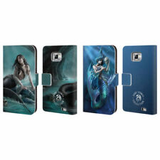 Anne Stokes Mobile Phone Wallet Cases for Samsung