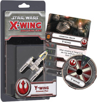 Miniatures Games--Star Wars - X-Wing Miniatures Game - Y-Wing Expansion Pack