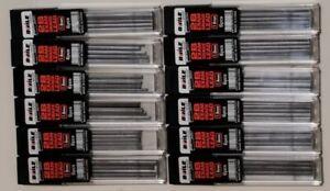 New Pencil KHAT Auto Mech Pencil Refills High Polymer Lead 1.8mm 2B (72pcs)
