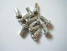 NEW CN P11 AN Aluminum  Alloy Internal nipple 14G 50pcs [hidden]