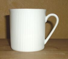 Arzberg  1 Kaffeetasse, Weiß, Riffelmuster